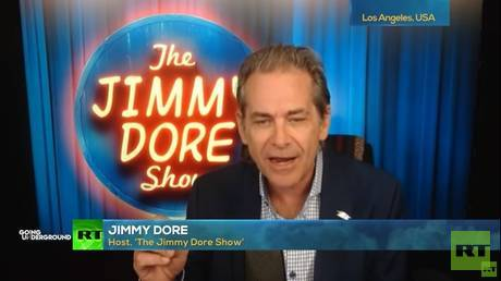 Jimmy Dore on RT's Going Underground