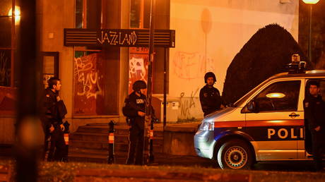 'These evil attacks must stop!' Trump condemns 'vile terrorism' after Vienna shooting spree