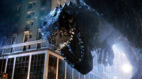 'Godzilla 2000', 1999