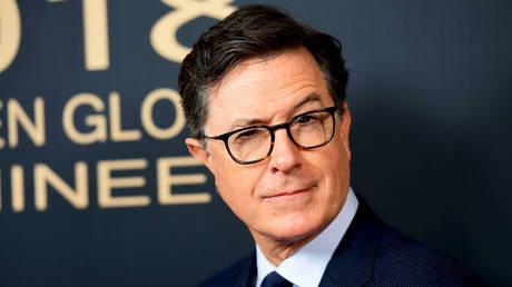 FILE PHOTO: Stephen Colbert