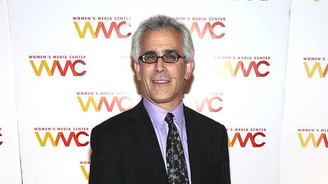 FILE PHOTO: David Corn attends the 2013 Women's Media Awards at 583 Park Avenue on October 8, 2013 in New York City.