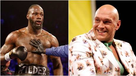 Fury has dismissed claims from Wilder that he cheated in their rematch. © Reuters