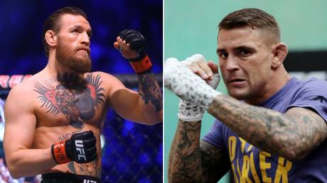 Rematch agreed: Conor McGregor and Dustin Poirier are set to face off again
