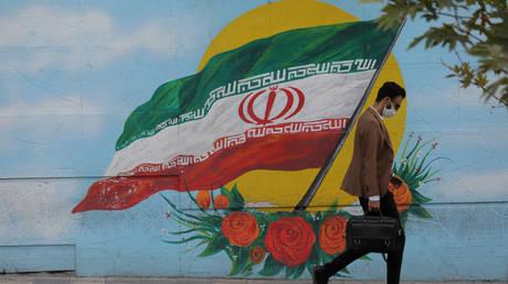 Tehran, Iran, (October 10, 2020 file photo)