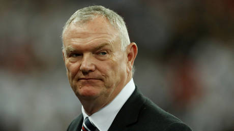 FA boss Greg Clarke resigned on Tuesday after his comments to a UK parliamentary committee. © Action Images via Reuters