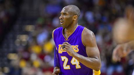 Kobe Bryant pictured in 2016. © USA Today Sports