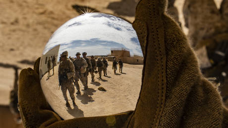 FILE PHOTO by US Marine Corps Lance Cpl. Jose Gonzalez