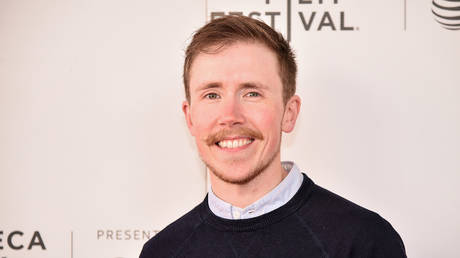 """Documentary subject Freddy McConnell attends the """"Seahorse"""" screening during the 2019 Tribeca Film Festival at Village East Cinema on April 27, 2019 in New York City."""