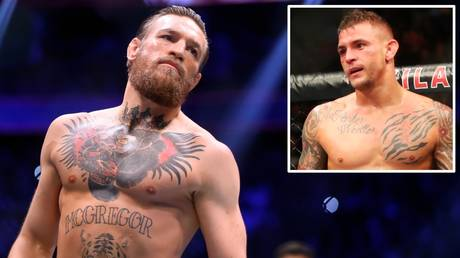 The rematch is on: Conor McGregor will face Dustin Poirier in January