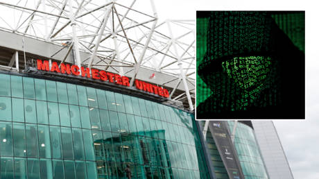 Manchester United have been hit by cyber criminals © Action Images via Reuters / Jason Cairnduff Livepic | © Kacper Pempel / Illustration / Reuters