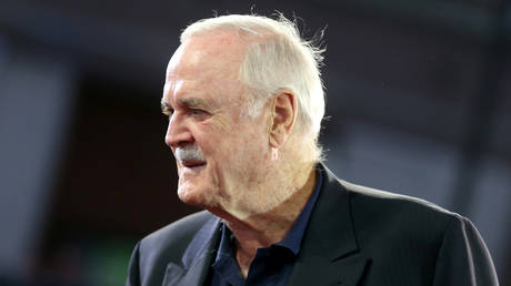 FILE PHOTO: British actor John Cleese