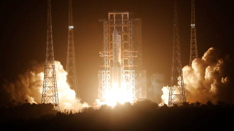 China launches robotic mission to haul Moon rocks back to Earth, first in over 40 years