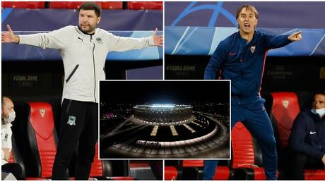 UCL PREVIEW: Krasnodar want 'revenge' in do or die Champions League clash as Sevilla boss Lopetegui returns to scene of nightmare