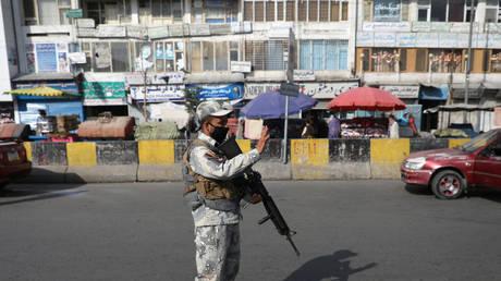 EU warns Afghanistan any move to set up