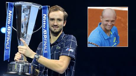 'I don't know if he's got the moral strength': Davydenko on chances of ATP king Medvedev making Grand Slam breakthrough