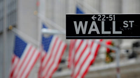 The Dow Jones powered past the 30,000 marker on Tuesday. © REUTERS/Andrew Kelly/File Photo