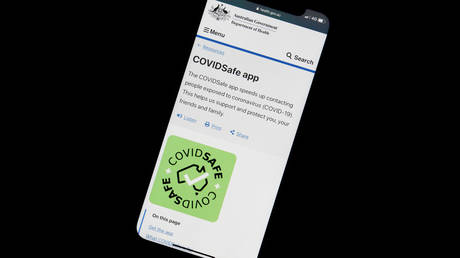 Move along, nothing to see here: Australian government insists 'incidental' collection of COVIDSafe data didn't violate privacy - rt