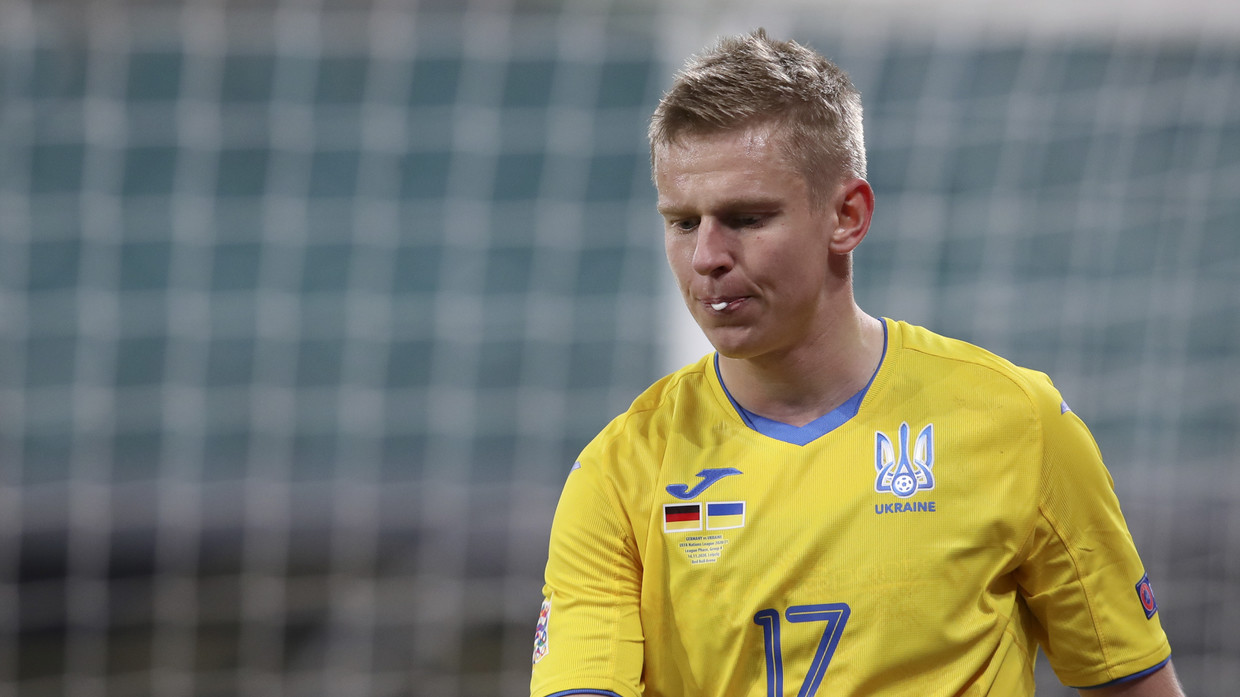 Filth dumped upon me & my family': Trolls wish death upon family of Man  City's Zinchenko after Germany mistake — RT Sport News