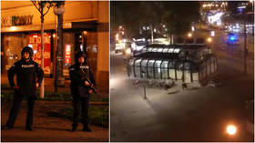 Two Turkish Vienna residents hailed as 'heroes' after helping woman & police officer during deadly terrorist shooting spree