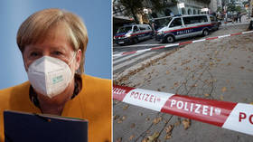 'Islamist terrorism is our common enemy': Germany's Merkel expresses support to Austrians after Vienna attack