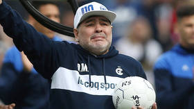 Diego Maradona HOSPITALIZED in Argentina with ANEMIA and EXTREME FATIGUE just days after icon had celebrated his 60th birthday