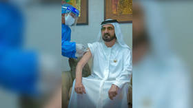 Dubai's ruler, Sheikh Mohammed, gets Chinese-made Covid-19 vaccine jab