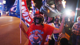 Trump wins key battleground state of Florida, taking 29 electoral votes