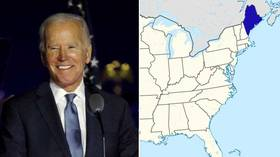 Joe Biden wins Maine, as US presidential election remains too close to call