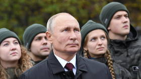 Putin weighs in on those who 'offend the feelings of believers' after spate of religion-related terror attacks in European cities