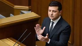 Ukrainian opposition threatens possible impeachment of President Zelensky as constitutional crisis in Kiev deepens
