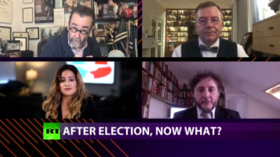 CrossTalk, QUARANTINE EDITION: After the election, now what?