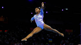 'You are pushing the LGBTQ agenda on families': Christian group LAMBASTS TV ad with gymnastics icon Simone Biles