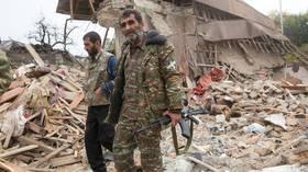 Russia & Germany call for immediate ceasefire amid fears Nagorno-Karabakh war could become Yugoslavia-like humanitarian crisis