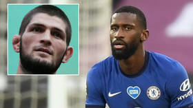 'I reject ANY kind of violence': Chelsea ace Rudiger SORRY for liking UFC champ Khabib's threat to Macron over remarks about Islam