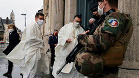 France 'fighting relentlessly' against radical Islam 'enemy', says PM Castex