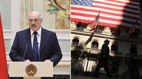 US election is a 'travesty for democracy', says embattled Belarusian leader Lukashenko