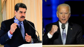 'Trump left a minefield between US and Venezuela': Maduro says he's ready to 'work' with Biden to mend relations