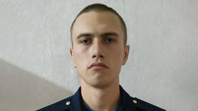 Conscript soldier kills officer with axe after row, then shoots & kills two other personnel in attack at Russian airforce base