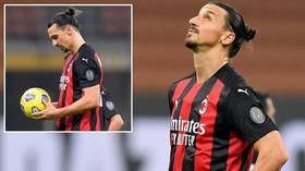 Spot of bother: Zlatan Ibrahimovic says he may step down from spot-kick duties after ANOTHER penalty miss