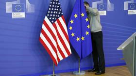 EU & US must work side by side, Merkel says, as she again congratulates Biden