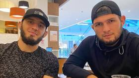 'Injuries are a part of this game': Khabib commiserates with Islam Makhachev as injury forces Russian out of maiden UFC main event