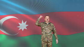 Azerbaijan's Aliyev praises 'historic' deal to end war in Nagorno-Karabakh, says TURKISH forces will join Russian peacekeepers
