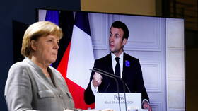 France's Macron calls for EU border reform after terrorist attacks, favors founding European security council