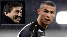 'Who can buy him? It's a closed circle': PSG director Leonardo hints deal possible if Cristiano Ronaldo seeks Juve exit strategy