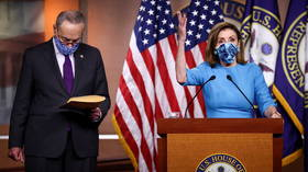 'Poisoning the well of our democracy': Pelosi & Schumer blast Republicans for 'denying reality' & not accepting Biden as president