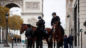 Paris beefs up policing amid 'lack of respect' for Covid-19 rules as France mulls tighter lockdown