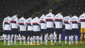 'For social INJUSTICE'? US men's soccer team signals virtues with tracksuit messages... but some fans are left confused