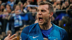 Blackmailer allegedly demanded $5 MILLION from Russia captain Artem Dzyuba before releasing masturbation video