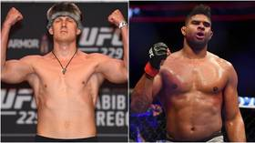 Russian heavyweight Alexander 'Drago' Volkov to face Dutchman Alistair Overeem in UFC main event on Super Bowl weekend