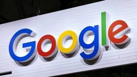 Russia's media regulator warns US tech giant Google over YouTube censorship of RT documentary on American militias